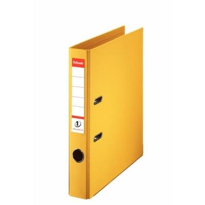 Segregator dźwigniowy Esselte No.1 Power A4/50 żółty (811410) .