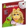 Muppety Czytaj i słuchaj + CD