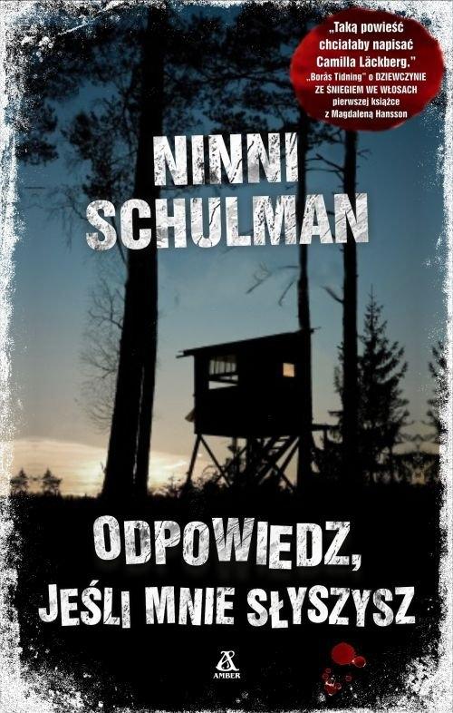 Odpowiedz, jeśli mnie słyszysz Schulman Ninni