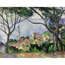 ARTE 2000 EL. Cezanne-Wi dok na L`Estaque