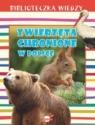 Biblioteczka wiedzy. Zwierzęta chronione w Polsce