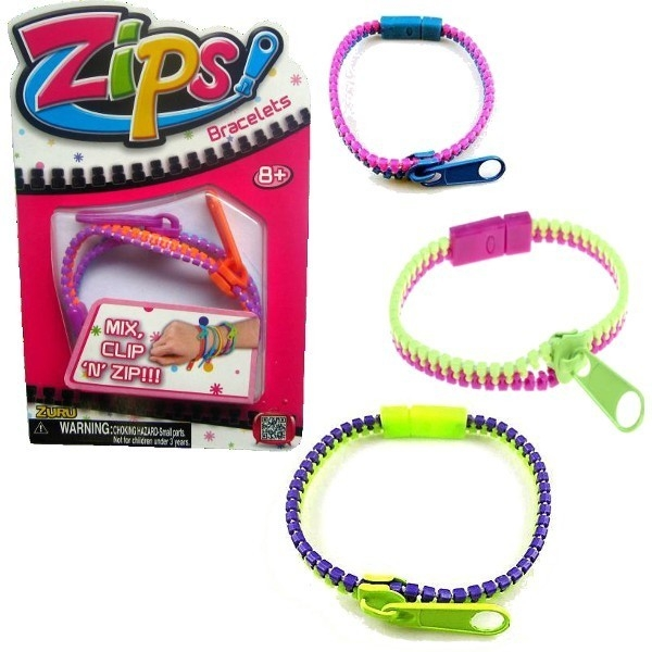 EPEE Zips – Zasuwiaste B ransoletki 1pack