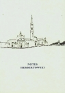 Notes herbertowski