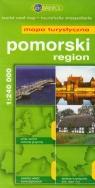 Region Pomorski mapa turystyczna
