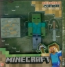Minecraft Figurka Zombie + akcesoria