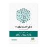 Matura 2016 Matematyka Vademecum Zakres rozszerzony