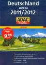 ADAC ReiseAtlas Deutschland Europa 2011/2012 1:200 000