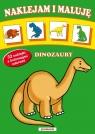 Naklejam i maluję Dinozaury