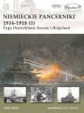 Niemieckie pancerniki 1914-1918 (1) Typy Deutschland Nassau i Helgoland