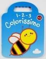 1-2-3 Colorissimo 2+ pszczółka