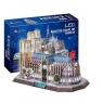 Puzzle 3D LED Katedra Notre Dame 149 (306-20509)