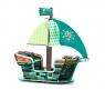 Statek Piracki 3D (DJ07709)
