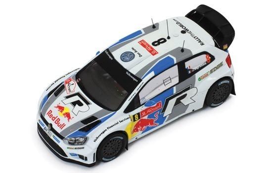 Volkswagen Polo WRC #8 J. Ingrassia