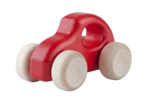 Samochodzik Garbusso Czerwony