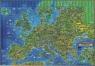 Europa mapa ścienna dla dzieci tuba
