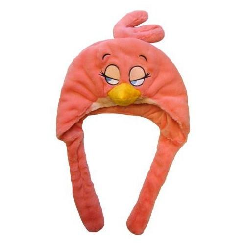 EPEE Angry Birds Czapka, różowa (93136/CAB93209)