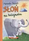 Słoń na hulajnodze (Uszkodzona okładka)