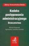 Kodeks postępowania administracyjnego Orzecznictwo