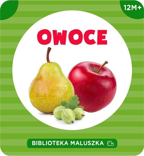 Biblioteka maluszka Owoce