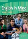 English in Mind 2 Student's Book + DVD Puchta Herbert, Stranks Jeff