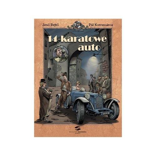 14-karatowe auto Rejto Jeno, Korcsmaros Pal