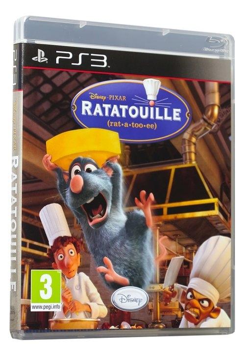 Ratatuj PS3