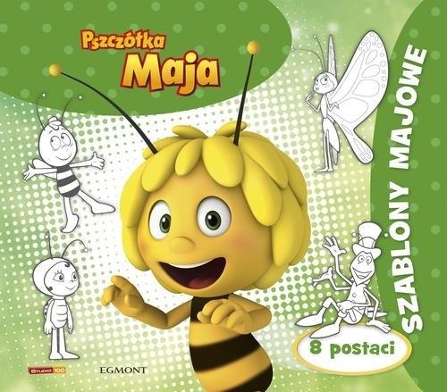 Pszczółka Maja Szablony Majowe (01098)