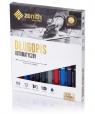 Długopis automatyczny Zenith 7 Classic 10 sztuk mix