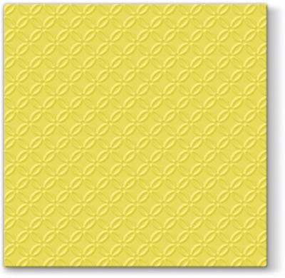 Serwetki Inspiration Modern /yellow/ SDL100017