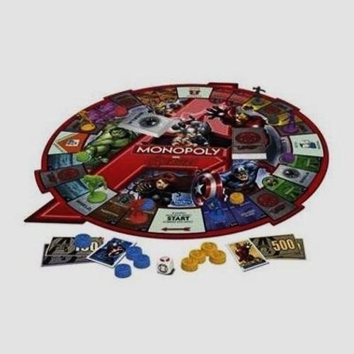 Monopoly Avengers (B03231200)