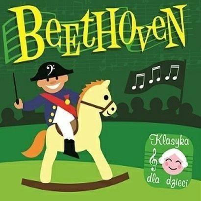 Klasyka dla dzieci - Beethoven CD SOLITON Ludwig van Beethoven