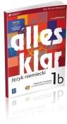 Alles klar 1B Podręcznik z ćwiczeniami + CD szkoła ponadgimnazjalna. Łuniewska Krystyna, Tworek Urszula, Wąsik Zofia, Zagórna Maria
