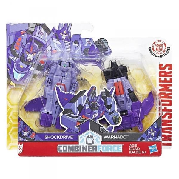 Transformers RID Crash Combiner Skockdrve Warnado (C0628/C2343)