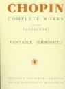 Chopin Complete Works Fantaisie-impromptu