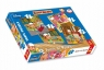 Handy Manny - Junior Puzzle - 4 w 1 (36110)