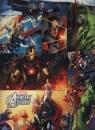 Teczka z gumką A4 Avengers Assemble