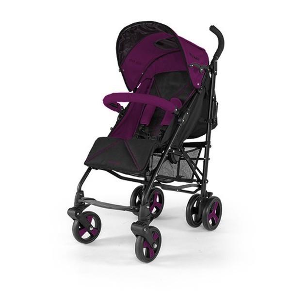MILLY MALLY Wózek spacer owy Royalpurpurowy