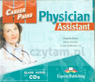 Career Paths: Physician Assistant Class CD