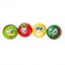 Piłeczka - wesołe owoce (111100) mix kolorów, Wiek: 3+