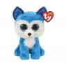 Beanie Boos Prince - niebieski Husky 15cm
