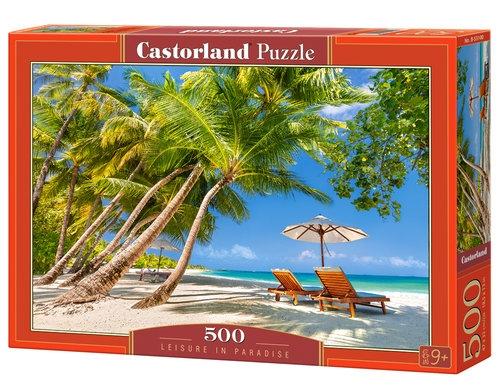 Puzzle Leisure In Paradise 500