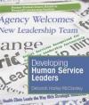 Developing Human Service Leaders Deborah Harley-McClaskey