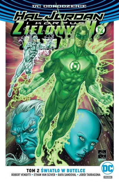 Hal Jordan i Korpus Zielonych Latarni ... praca zbiorowa