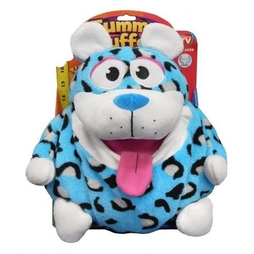 Tummy Stuffers Niebieski Leopard