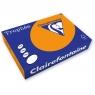 Papier kolorowy Trophee kolorowy A4 - pomarańczowy 80 g (xca41761)