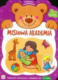 Misiowa Akademia zeszyt 3 Podgórska Anna