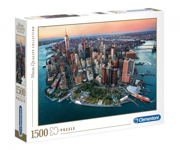 Puzzle HQC 1500: New York (31810)