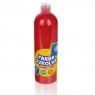 Farba szkolna, 500 ml - czerwona (301217005)