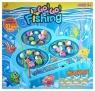Łowienie rybek gra zręcznościowa rózowa