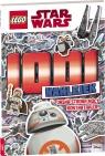 Lego Star Wars 1001 naklejek (LTS-301) Jasna strona mocy kontratakuje!